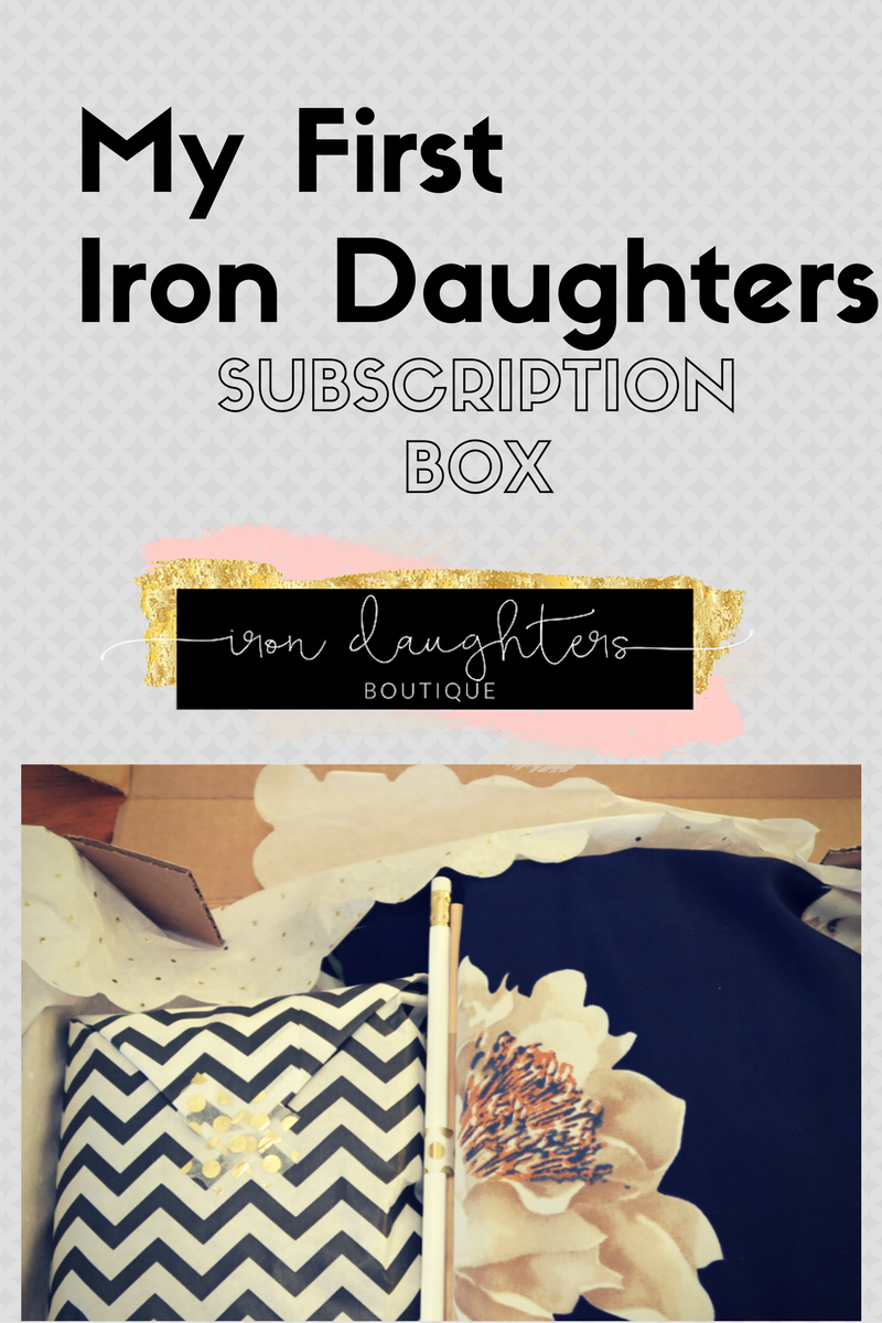 I tried the Iron Daughters Subscripton Box.png